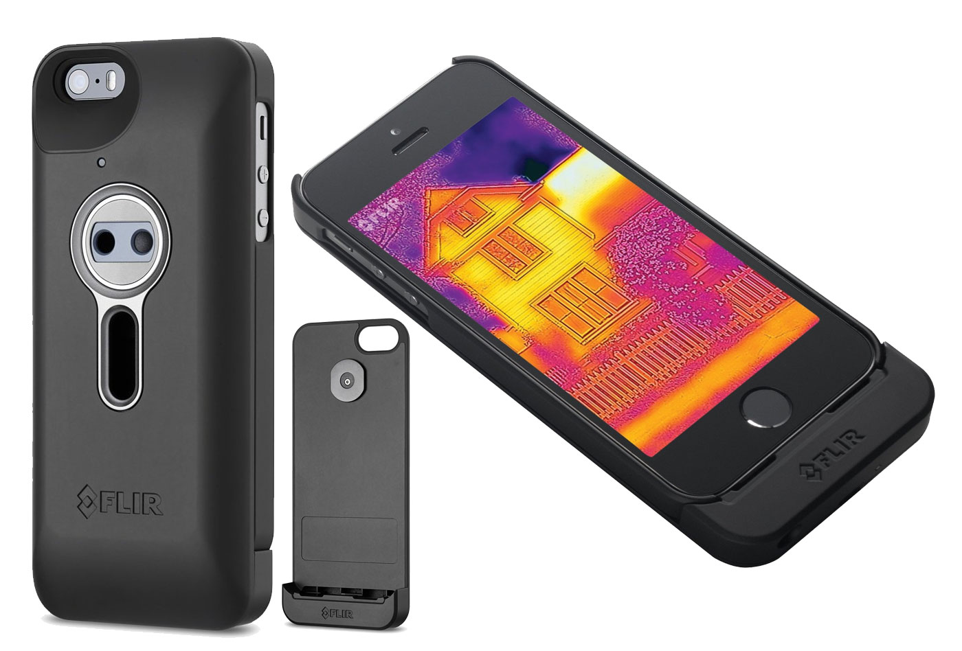 iphone thermal camera flir one thermal imaging for iphone 5 5s at 12386